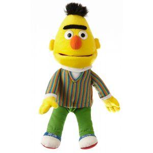 Sesamstrasse Handpuppe und Plüschfigur Kleiner Bert 35cm