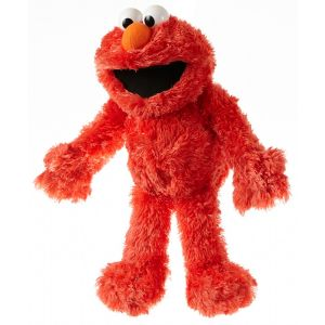 Sesamstrasse Handpuppe und Plüschfigur Kl. Elmo 35cm