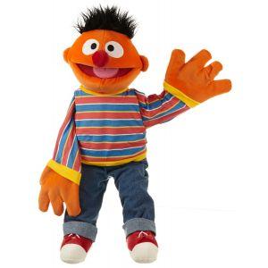 Sesamstrasse Handpuppe und Plüschfigur Ernie 65cm
