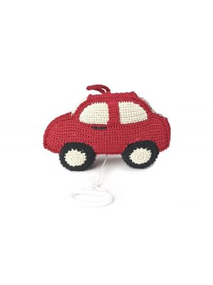 anne-claire petit - Spieluhr Auto, rot