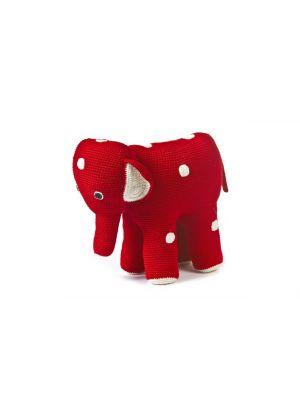 anne-claire petit - Elefant rot