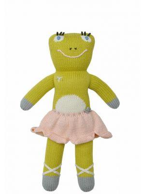 Blabla Strickpuppe Mini-Lilipop The Frog